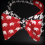 Alabama Crimson Tide Inspired Bow Ties | Elephant & Houndstooth Designs