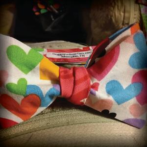 doggone_bow_ties_hearts_valentine1 - Valentine Ties